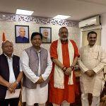Union Minister assures to help Meghlaya take lead in Northeast in Animal Husbandry sector
