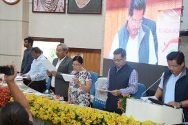 Meghalaya CM to walk to office every Wednesday as part of Fit India Movement