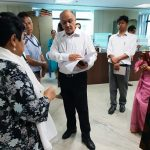 Arunachal CS inspects Office and office branches