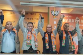 BJP announces candidate for bypoll to Shella constituency