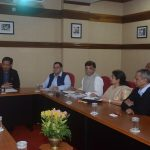 NITI Aayog discuss over sustainable development of the region in a meeting held today
