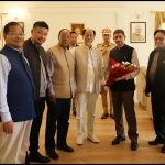 NDPP assures Governor Ravi of its support to resolve Naga insurgency