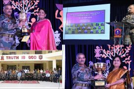 Shillong hosts annual meet of Principals, Chairmen of APS Eastern Command