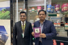 Meghalaya Pavilion inaugurated at ongoing SIAL India, 2019 in New Delhi