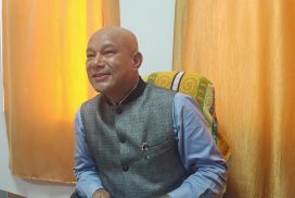 Shullai counters Dohling, says BJP not in loggerhead with PDF