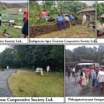Meghalaya Village Development & Promotion Tourism Cooperative Society Ltd organise cleaning drives