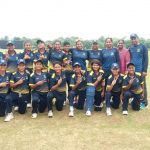Meghalaya women's senior cricket teams defeats Assam