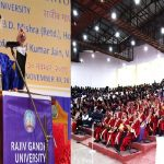 Arunachal Governor calls for improvement of quality education