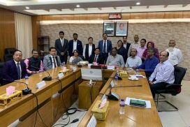 Meghalaya delegation discusses trade opportunities with Bangladesh Commerce Minister