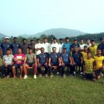 Meghalaya Cricket Association conducts camp in Mendipathar