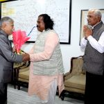 NCST Chairman calls on Governor