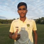 Sensational Nirdesh takes record 10 wkts in innings for M'laya in Vijay Merchant Trophy