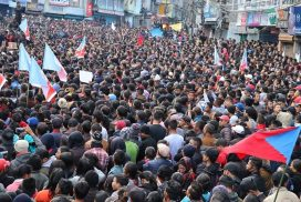 Nearly lakh protesters march against CAB in Shillong, demand ILP from Centre & seeks Governor's assent to Ordinance