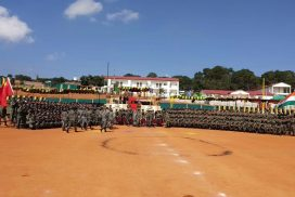Indo–China joint military exercise ended