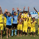 Meghalaya go through to Sub-Junior National Football Championship final