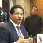 Don't be surprised if there are more COVID-19 positive cases : Conrad Sangma