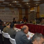 PSC meets various stakeholders on Sixth Schedule amendment