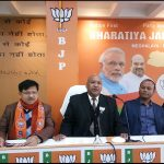 People will judge MDA Govt's performance: Meghalaya BJP President