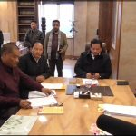MeECL employees meet CM over pending terminal benefits