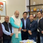 Amit Shah assures to examine Meghalaya Assembly's resolution to implement ILP in state