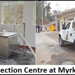 Milk Collection Centre at Myrkhan