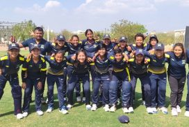 U-19 Women's One-Day Trophy: Meghalaya squeak through by 1 wicket vs J&K