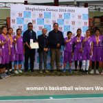 Meghalaya Games: WKH dominate basketball; Alyzza Lyngdoh sweeps women's swimming