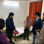 CM inspects Isolation Centre at IIM Nongthymmai Shillong and Meghalaya Administrative Training Institute at Mawdiangdiang