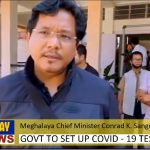 Meghalaya Chief Minister Conrad K. Sangma along with District Administration official Tura 1