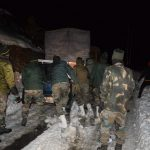 Indian Army Rescue 111 stranded civilians during mid night rescue operation  in Arunachal