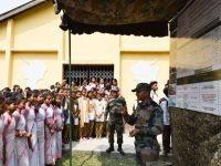 'She inspires Us' Indian Army conducts Self Defence Training for Women