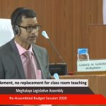 Online classes less productive in Meghalaya due to digital divide: Rymbui