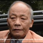 Former Manipur Chief Minister and Congress Legislature Party leader, Okram Ibobi Singh