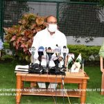 Manipur Chief Minister Nongthongbam Singh announces reimposition of 15 days lockdown from July 1