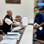 HFU West Garo Hills district submits charter of demands to Dy CM