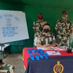 BSF SEIZED 8007 NOS YABA TABLETS