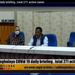 Confusion over COVID-19 positive cases in Meghalaya