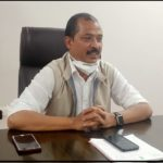 Lok Sabha MP from Shillong and working president, Vincent H Pala