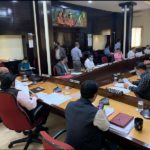 Meghalaya Cabinet Metting on Friday 7 August 2020