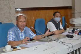 Dy CM warns people who disturb trucks collecting vegetables from farmers