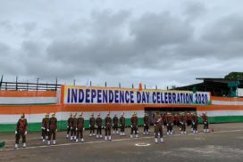 Meghalaya celebrates 74th Independence Day; CM Conrad Sangma hoists tricolour in Shillong