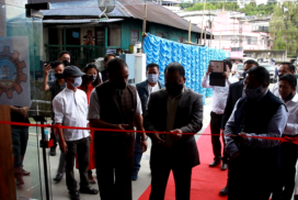 Market complex inaugurated for vendors and hawkers at Polo