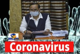 DHS (MI) Dr. A. War. Daily breafing on Covid-19 cases