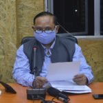 DHS (MI) Dr. Aman War daily breafing on Covid-19 Coronavirous in Meghalaya