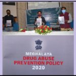 Meghalaya Drug Abuse Prevention Policy released, Minister launches 'Nasha-Mukt Bharat' campaign