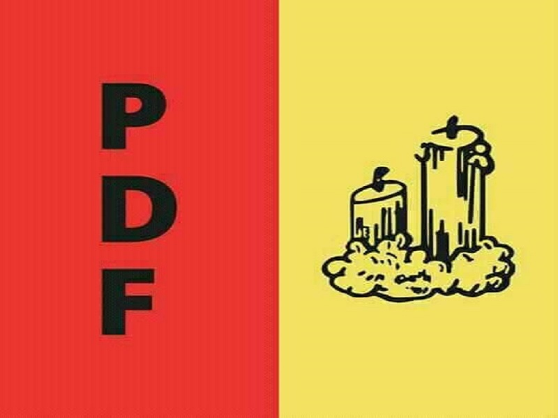 PDF to meet next week on reshuffling of ministerial posts