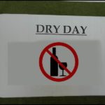 Dry day to be observed on Oct 2
