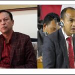 Two ministers removed from Cabinet