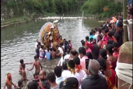 Durga Puja: Inter-locality movement, foot procession during immersion of idols not allowed