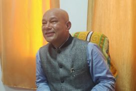 Shullai writes to Union Home Minister, seeks his intervention on boundary dispute